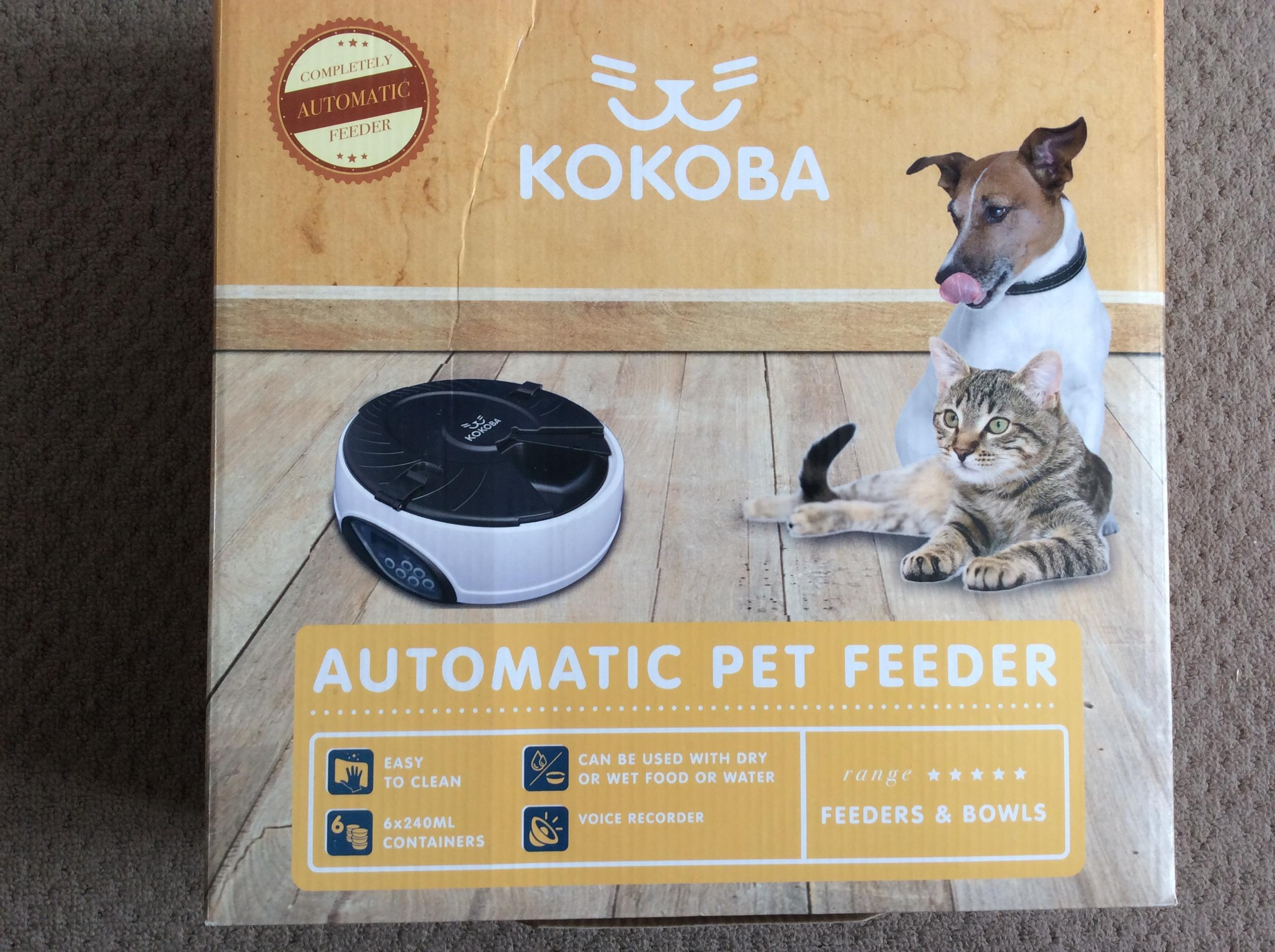 Pet automatic feeder / food bowl
