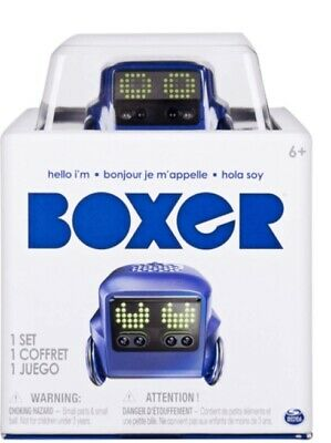 Boxer Interactive AI Robot Friend Pet with Personality and
