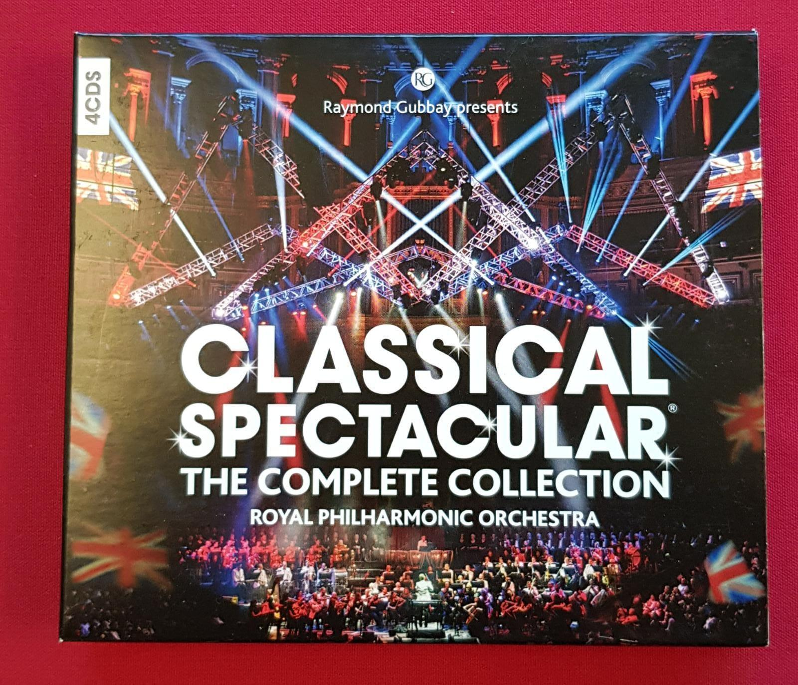 Classical Spectacular [Best Of] Vol 1 & 2 [4CD] - Royal