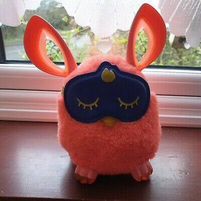 Furby Connect Orange Coral Interactive Talking Electronic