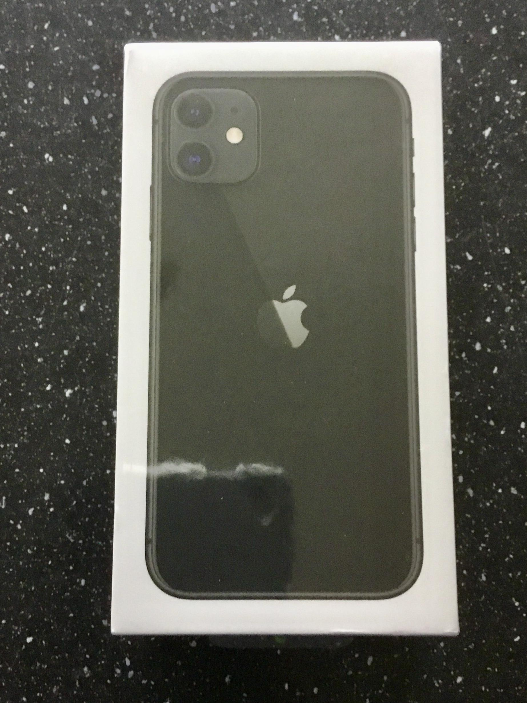 IPhone gb, brand new, sealed