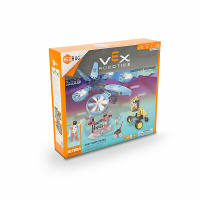 VEX Robotics Discovery Command Easy Construction Kit by