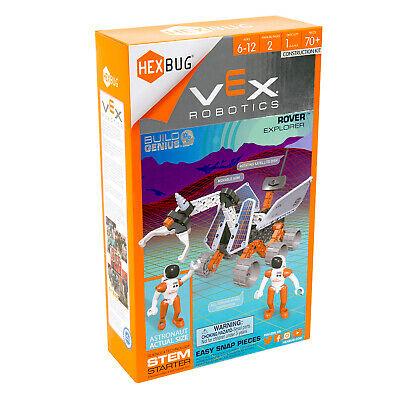 VEX Robotics Space Rover Explorer Easy Construction by