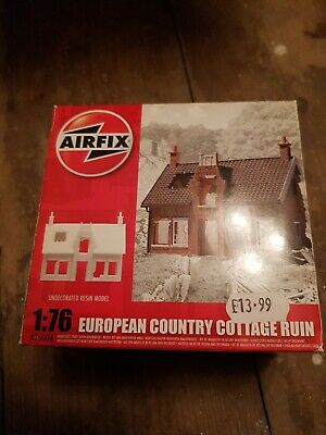 Airfix A Scale European Country Cottage Ruin 2
