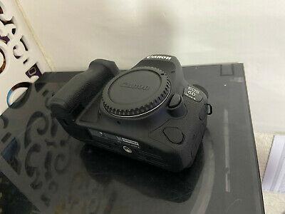 CANON EOS 6D MARK II 26MP DIGITAL SLR CAMERA - Barely Used -
