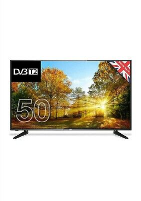 CT2-PB Cello 50 Full HD LED TV with Freeview HD  x