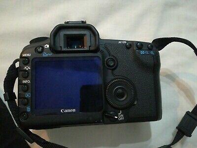 Canon B007 EOS 5D Mark II 21.1MP Digital SLR Camera Body