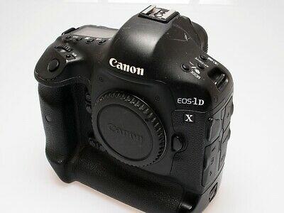 Canon EOS 1D X 18.1MP Digital SLR Camera Body Only - Black