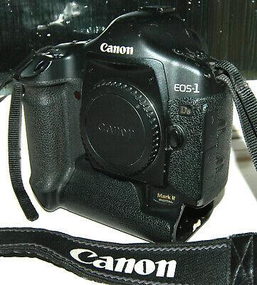 Canon EOS 1Ds Mark II 16.7 MP Digital SLR Camera, faulty