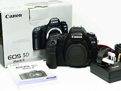 Canon EOS 5D Mark II Digital SLR Full Frame Camera - Shutter