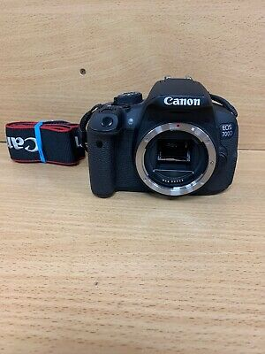 Canon EOS 700D / Rebel T5i 18.0MP Digital SLR Camera Body