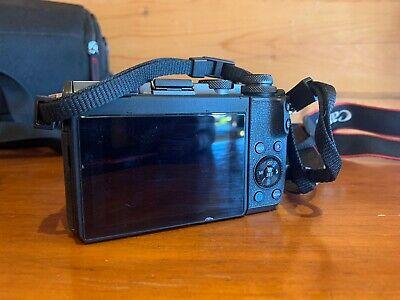 Canon EOS MMP Digital Camera - Black (Kit w/ EF-M