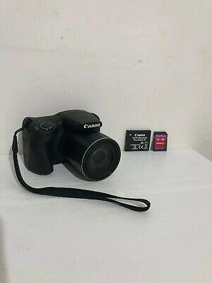 Canon PowerShot SX420 IS 20.0 MP Compact Digital Camera -