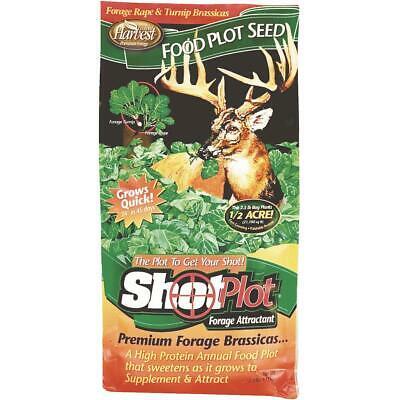 Evolved Harvest Shot Plot 2-1/2 Lb. 1/2 Acre Forage Rape &
