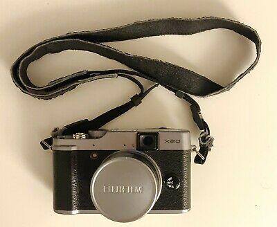 Fujifilm FinePix X Series XMP Digital Camera - Black