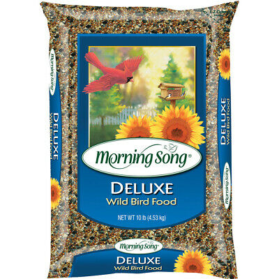 Global Harvest Foods Morning Song Deluxe Wild Bird Food 40