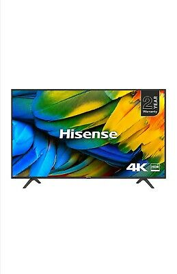 Hisense H43BUK 43-Inch 4K UHD HDR Smart TV with Freeview