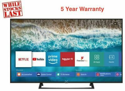 Hisense H55BUK 55 Inch 4K Ultra HD HDR Smart WiFi HLG TV