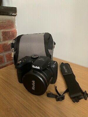 Kodak AZ401-BK MP Digital Camera - Black