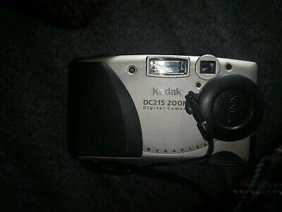 Kodak DC MP Digital Camera - Gold (With PM100)
