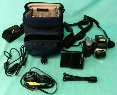 Kodak EASYSHARE DX Digital Camera - Black +Accessories/C