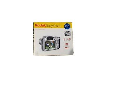 Kodak EasyShare Z MP Digital Camera With 2 Battery,