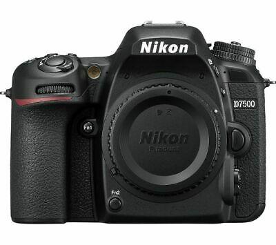 NIKON D DSLR Camera - Body Only
