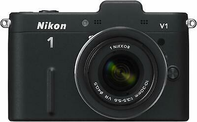 Nikon 1 VMP Digital Camera - Black (Kit w/VR mm