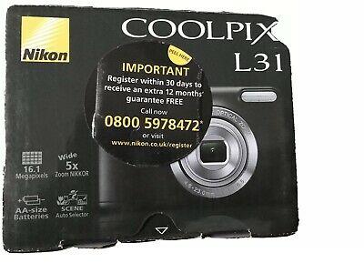 Nikon COOLPIX LMP Compact Digital Camera