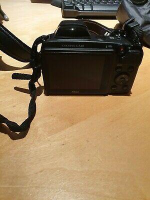 Nikon COOLPIX LMP Digital Camera - Black BUNDLE