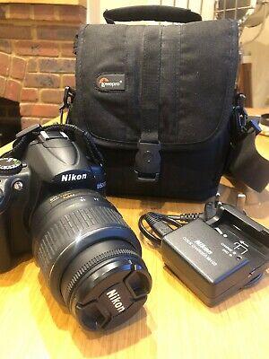 Nikon D MP DX Digital SLR Camera with mm