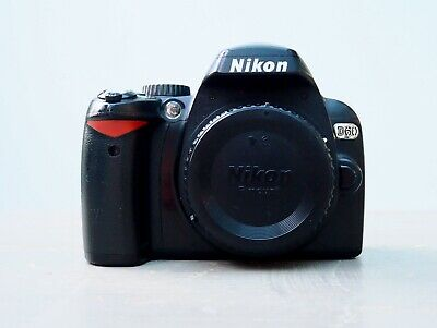 Nikon D MP Digital SLR Camera - Body Only, Black.
