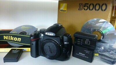 Nikon DMP DSLR Camera Body customised with KatzEye