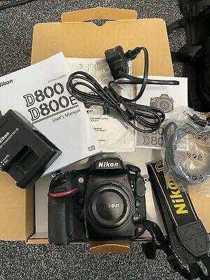 Nikon DMP Digital SLR Dslr Camera With Original Box,