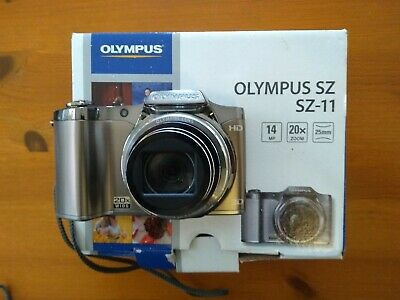 OLYMPUS SZ- MegaPixel Digital Camera. Boxed with