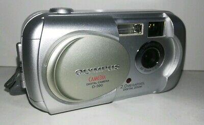 Olympus CAMEDIA D-MP Digital Camera - Silver VGC