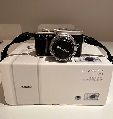 Olympus Pen E-PL9 Mirrorless Camera mm F EZ ED