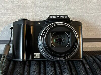 Olympus S Series SZ-MP Digital Camera - Black