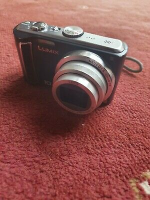 Panasonic LUMIX DMC-TZ4 8.1MP Digital Camera
