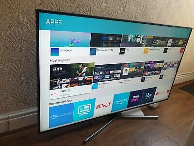 Samsung UE65RUp (4K) UHD LED Smart TV