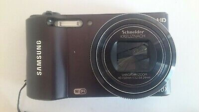 Samsung WB Series WB150F 14.2MP Digital Camera - Black