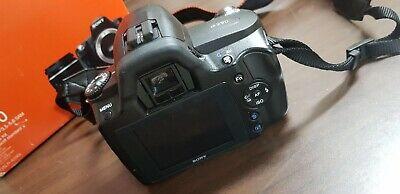 Sony Alpha A290L 14.2MP Digital SLR Camera - Black (Kit w/