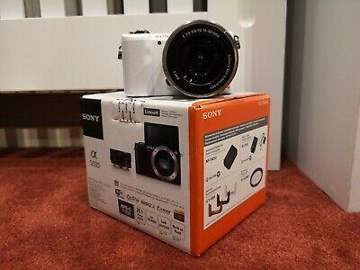 Sony Alpha AMP Digital Camera (Kit w/ mm Lens)