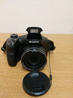 Sony Cyber-shot DSC-HMP Digital Compact Camera -