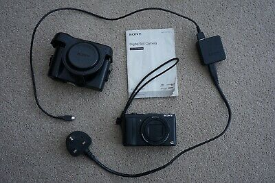 Sony DSCHXMP 30x Zoom 3 inch Compact Digital Camera -