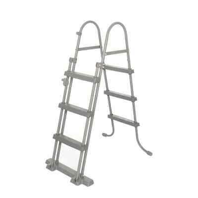 Bestway 3-Step Pool Safety Ladder Flowclear 107cm Above