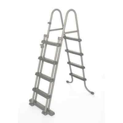 Bestway 4-Step Pool Safety Ladder Flowclear 122cm Above