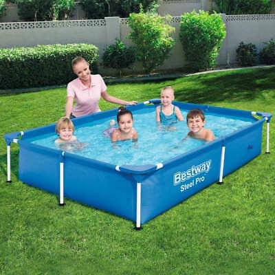 Bestway Steel Pro Swimming Pool with Steel Frame