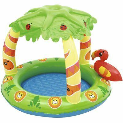 Bestway UV Careful Friendly Jungle Padding Pool Baby