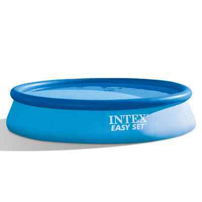 Intex Swimming Pool Easy Set 366x76cm Garden Above Ground